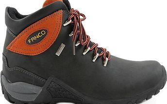 Trekingová obuv HLD926B/OR Velikost: 37