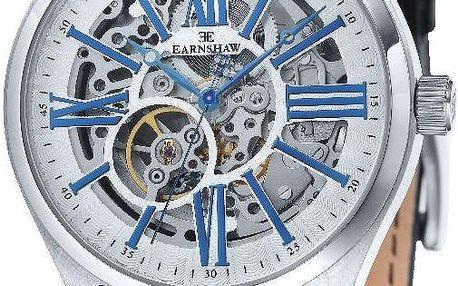 Pánské hodinky Thomas Earnshaw Black/Blue - doprava zdarma!