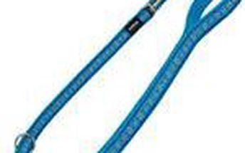 Vodítko střední přepínací 2 m – Daisy Chain Turquoise