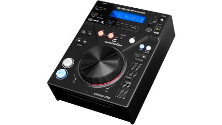 CD / MP3 player Soundsation CD400-USB