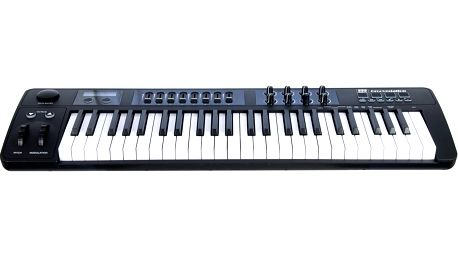 Kvalitní MIDI klaviatura Miditech GrooveStation 49