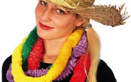 Slaměný klobouk na léto!