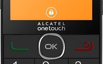 Alcatel One Touch 2004C Black