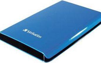 Verbatim HDD 500GB USB 3.0