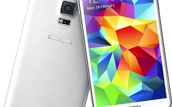 Samsung G900 Galaxy S5 16GB White