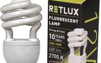 RETLUX RFL 14 SPIRAL-T2 12W E14