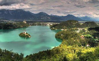 Slovinsko na 5 dní - čekají vás hory, památky i pláže