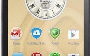 PRESTIGIO MultiPhone 5504 DUO bílý