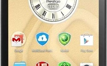 PRESTIGIO MultiPhone 5504 DUO Black