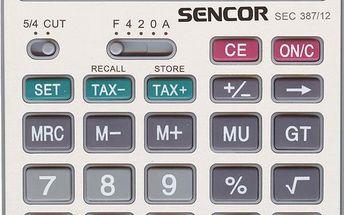 Sencor SEC 387/ 12 DUAL