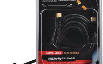 Sencor SAV 166-050 HDMI M-M 5m