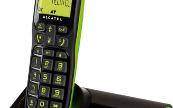 Alcatel One Touch Sigma 260 Green/Black