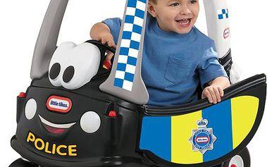 Ťapací autíčko Cozy Coupe - policejní patrola