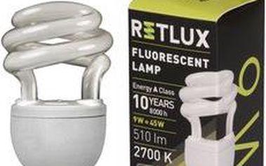 RETLUX RFL 13 SPIRAL-T2 9W E14