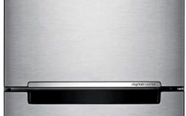 Kombinovaná lednička s beznámrazovým systémem Samsung RB 31FERNBSA (promáčklé dolní dveře)