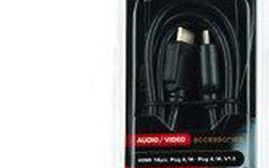 Sencor SAV 162-015 HDMI A-A SILVER 1,5m