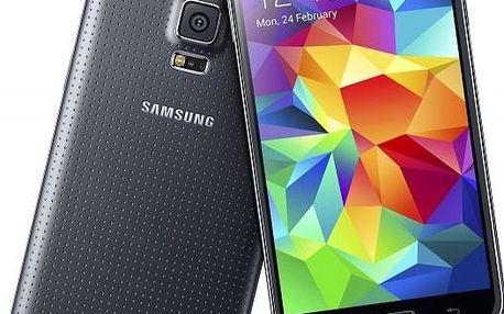 Samsung G900 Galaxy S5 16GB Black