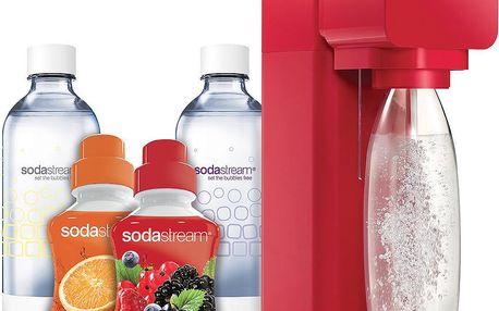 SodaStream PLAY Red LE 2v1