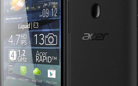 Acer Liquid E3 Dual SIM Black