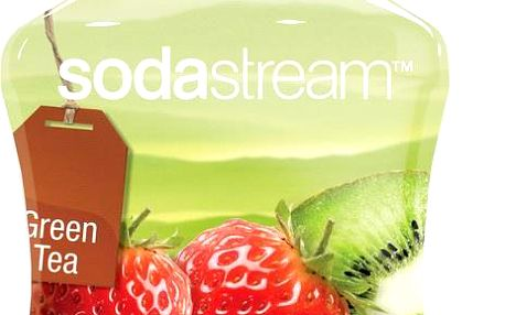 SodaStream Green Tea Kiwi/Jahoda 500 ml