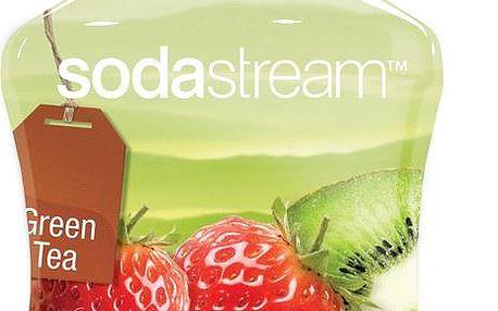 SodaStream Green Tea Kiwi/Jahoda 500 ml
