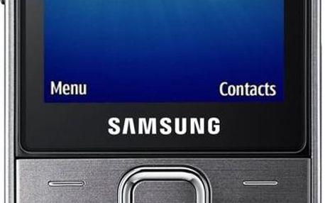 Samsung S5611 Metallic Silver