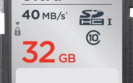 Sandisk SDHC 32GB CL10