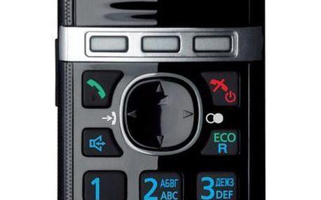 Panasonic KX TG8061FXB DECT + záznamník