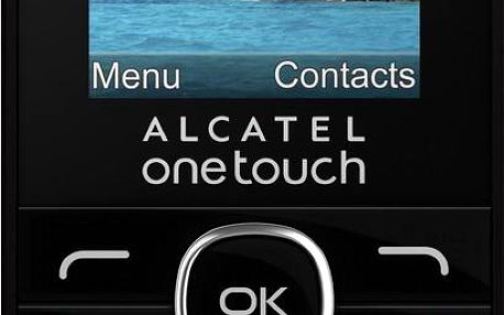 ALCATEL ONETOUCH 1046D Black