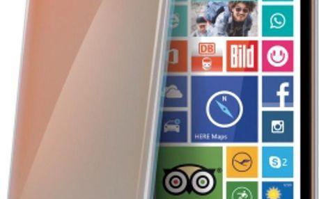 CELLY GELSKIN427 bezbarvý Lumia 530