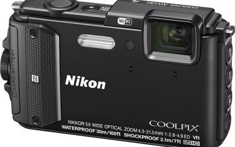 Nikon COOLPIX AW130 Blackoutdoor KIT