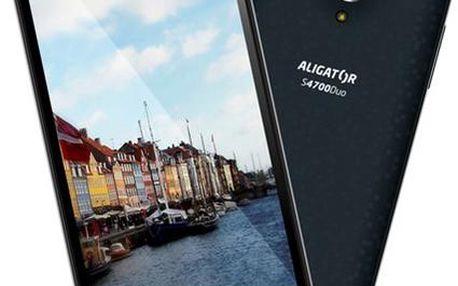Aligator S4700 Duo HD Black