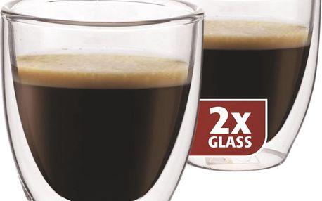 Maxxo Sklenice Espresso 80 ml
