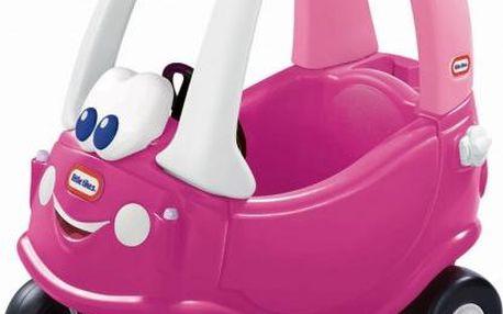 Ťapací autíčko Cozy Coupe - růžové
