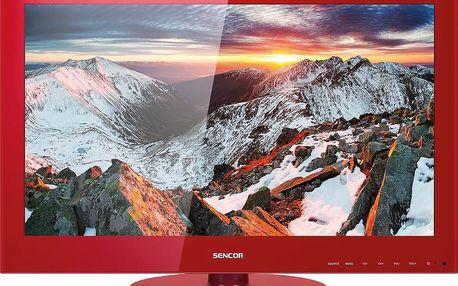 Sencor SLE 24F58M4 Red