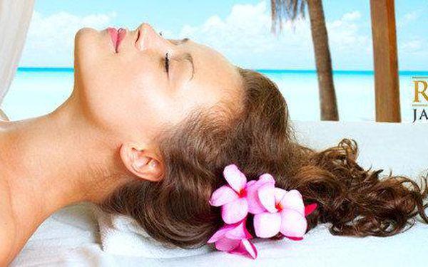 Thajská masáž Body and Soul v salonu Royal Jasmine Spa