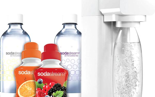 SodaStream PLAY White LE 2v1