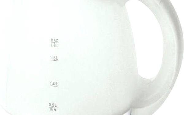ECG RK 1810 White