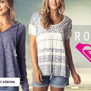 Značkové dámské oblečení Roxy – doručení zdarma