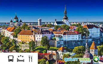 Estonsko, Lotyšsko a Finsko – 5denní poznávací zájezd s ubytováním