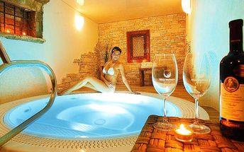 3denní luxusní wellness pobyt v hotelu Centro**** v Hustopečích u Brna pro dva
