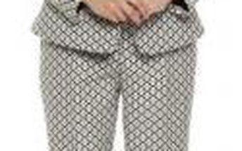 Simple - Kalhoty - světle šedá, 34