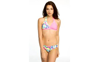 Only - Plavky Play Nanette Bikini - růžová, S