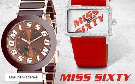 Dámské hodinky Miss Sixty – doručení zdarma