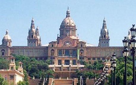 Prodloužený letecký víkend v Barceloně, Evropa, Španělsko