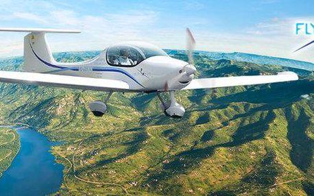 Pilotáž a let ve vybraném letadle