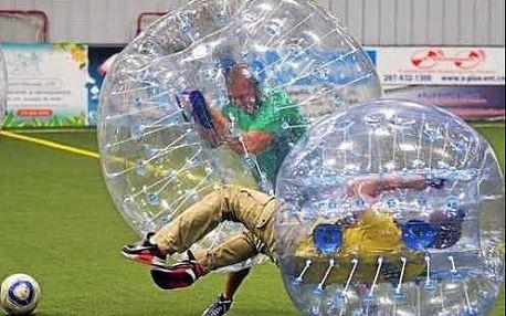 BODYZORBING skvelá zábava pre všetkých! Vytočte svoj adrenalín na maximum.