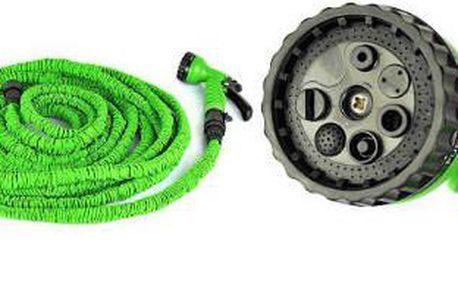 TIP pro zahradu: Flexibilní zahradní hadice - samosmršťovací