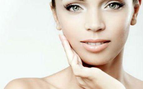 Kosmetické hýčkání s masáží obličeje, maskou i uvolněním šíje