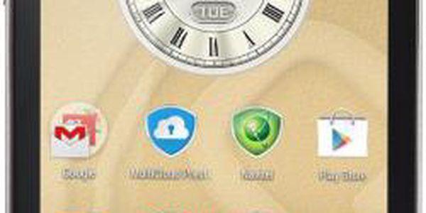 Smartphone Prestigio MultiPhone 5453 DUO White